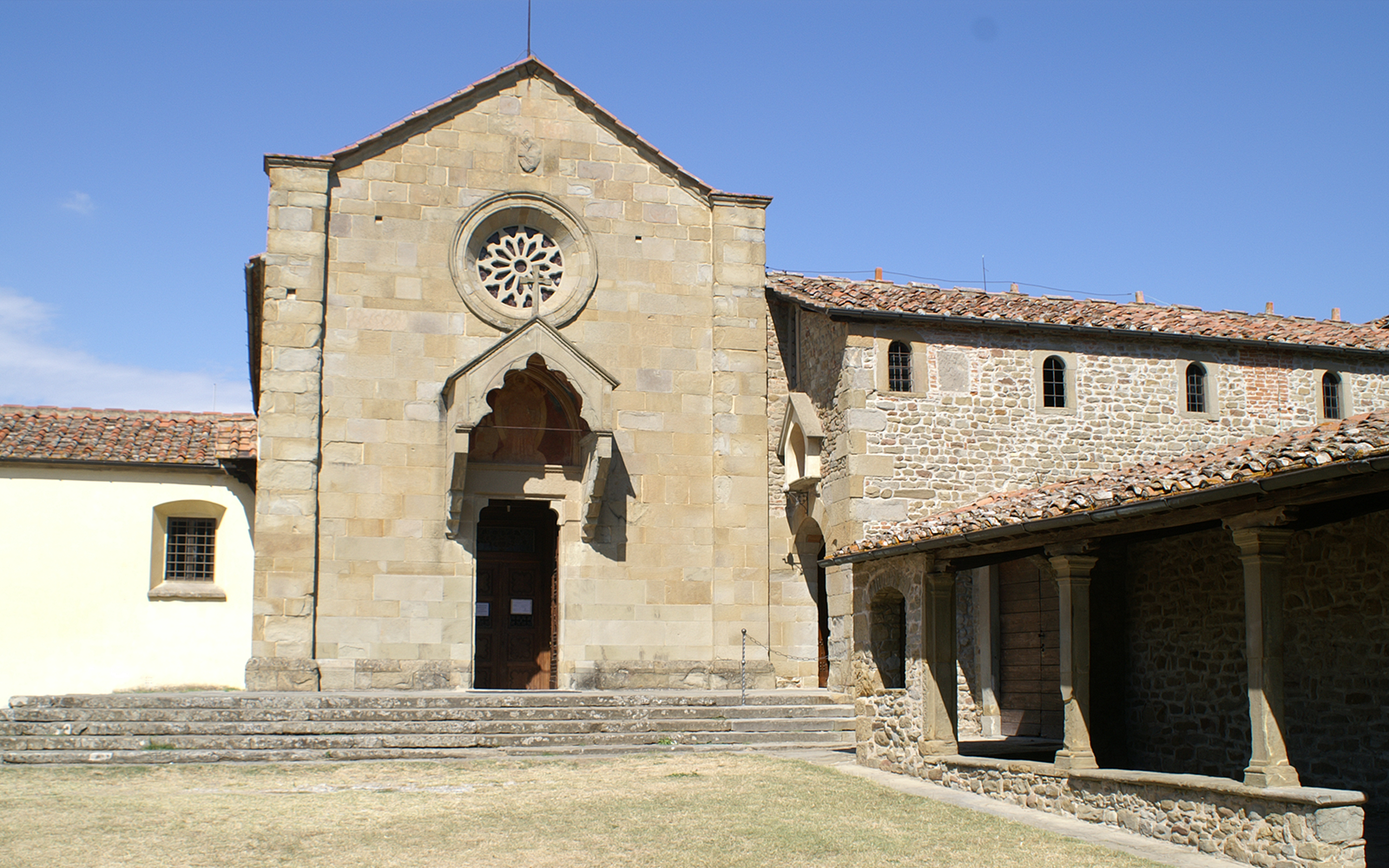 Convent of San Francesco in Fiesole